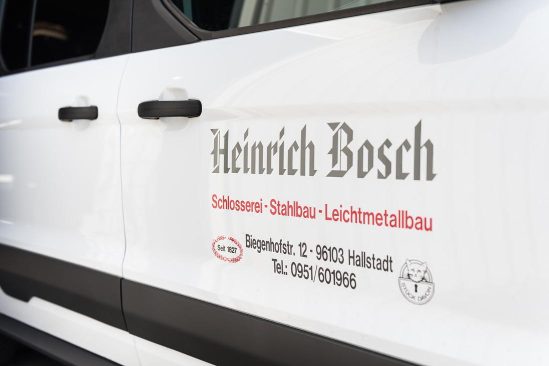 Montage Metallbau Bosch Anton Guck