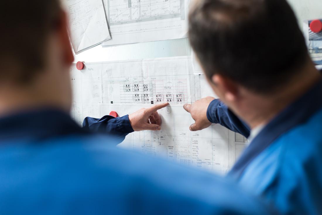 Planung Metallbau Bosch